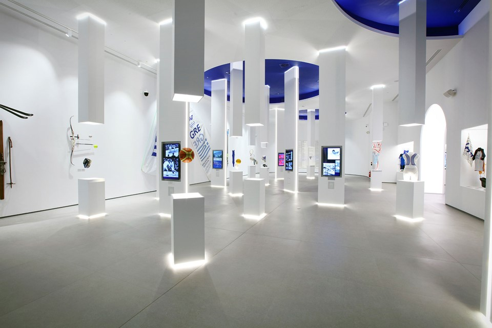 Athens Olympic Museum
